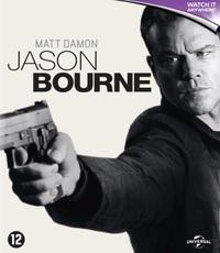 Jason Bourne-Blu-Ray