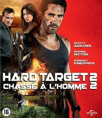 Hard Target 2-Blu-Ray