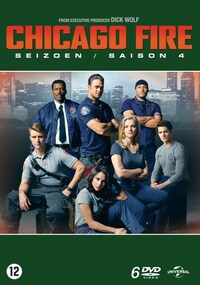 Chicago Fire - Seizoen 4-DVD