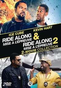 Ride Along 1 & 2-DVD