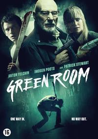 Green Room-DVD