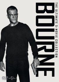 Bourne 1-5-DVD