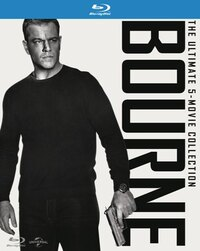 Bourne 1-5-Blu-Ray