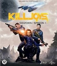 Killjoys - Seizoen 1-Blu-Ray