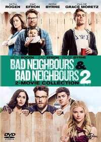 Bad Neighbours 1-2-DVD