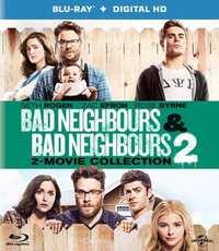 Bad Neighbours 1-2-Blu-Ray