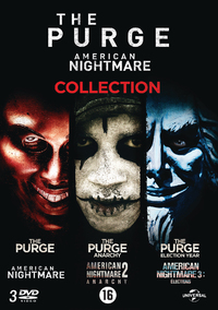 The Purge 1-3-DVD