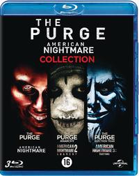 The Purge 1-3-Blu-Ray