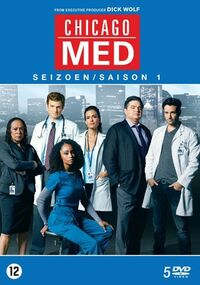 Chicago Med - Seizoen 1-DVD