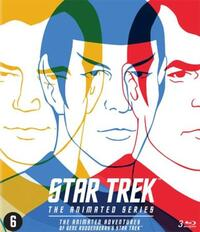 Star Trek The Animated Series-Blu-Ray