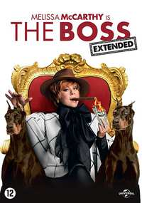 The Boss-DVD