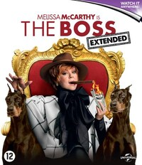 The Boss-Blu-Ray