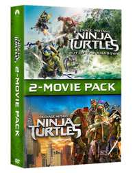 Teenage Mutant Ninja Turtles 1-2-DVD
