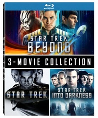Star Trek 1-3-Blu-Ray