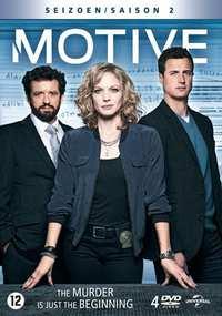 Motive - Seizoen 2-DVD