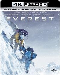 Everest (4K Ultra HD En Blu-Ray)-4K Blu-Ray