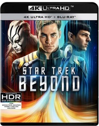 Star Trek - Beyond (4K Ultra HD + Blu-Ray)-4K Blu-Ray