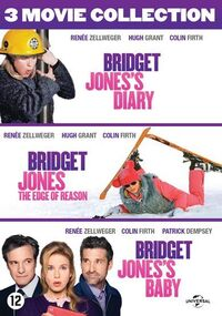 Bridget Jones 1-3-DVD