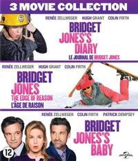 Bridget Jones 1-3-Blu-Ray
