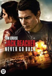 Jack Reacher - Never Go Back-DVD