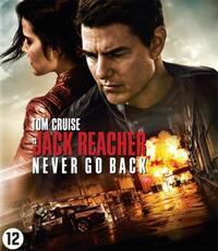 Jack Reacher - Never Go Back-Blu-Ray