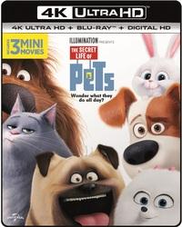 Huisdiergeheimen (4K Ultra HD En Blu-Ray)-4K Blu-Ray