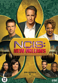 Ncis New Orleans - Seizoen 2-DVD