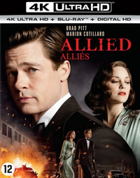 Allied-4K Blu-Ray