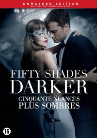 Fifty Shades Darker-DVD