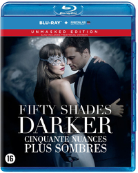 Fifty Shades Darker-Blu-Ray