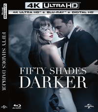 Fifty Shades Darker (4K Ultra HD En Blu-Ray)-4K Blu-Ray