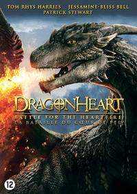 Dragonheart 4 - Battle Of The Heartfire-DVD