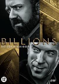 Billions - Seizoen 1-DVD