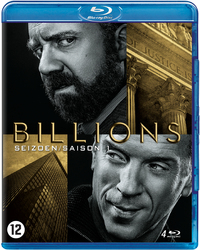 Billions - Seizoen 1-Blu-Ray