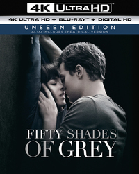Fifty Shades Of Grey (4K Ultra HD En Blu-Ray)-4K Blu-Ray