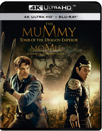 The Mummy 3: Tomb Of The Dragon Emperor (4K Ultra HD En Blu-Ray)-4K Blu-Ray