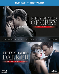 Fifty Shades Of Grey / Fifty Shades Darker-Blu-Ray
