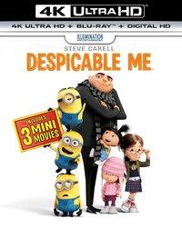 Verschrikkelijke Ikke (4K Ultra HD En Blu-Ray)-4K Blu-Ray