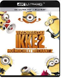 Verschrikkelijke Ikke 2 (4K Ultra HD En Blu-Ray)-4K Blu-Ray