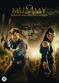 The Mummy 3: Tomb Of The Dragon Emperor-DVD