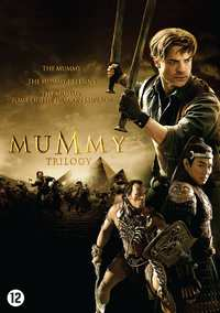 The Mummy - Trilogy-DVD
