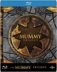 The Mummy - Trilogy (Steelbook)-Blu-Ray