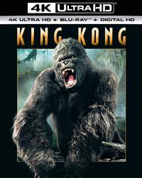 King Kong (2005) (4K Ultra HD En Blu-Ray)-4K Blu-Ray