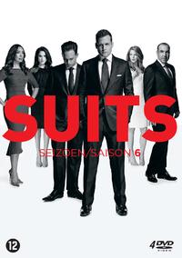 Suits - Seizoen 6-DVD