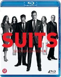 Suits - Seizoen 6-Blu-Ray