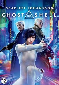 Ghost In The Shell-DVD
