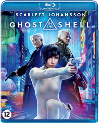 Ghost In The Shell-Blu-Ray