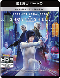 Ghost In The Shell (4K Ultra HD En Blu-Ray)-4K Blu-Ray