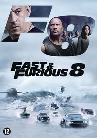 Fast & Furious 8-DVD