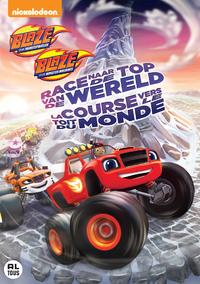 Blaze & The Monster Machine - Race Naar De Top Van De Wereld-DVD